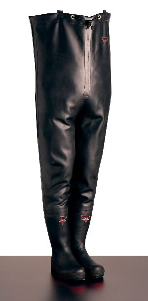 About >> Hunter industrial Waders